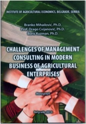 Challenges of management consulting in modern business of agricultural enterprise